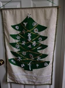 Advent Devotional Tree ornaments 2